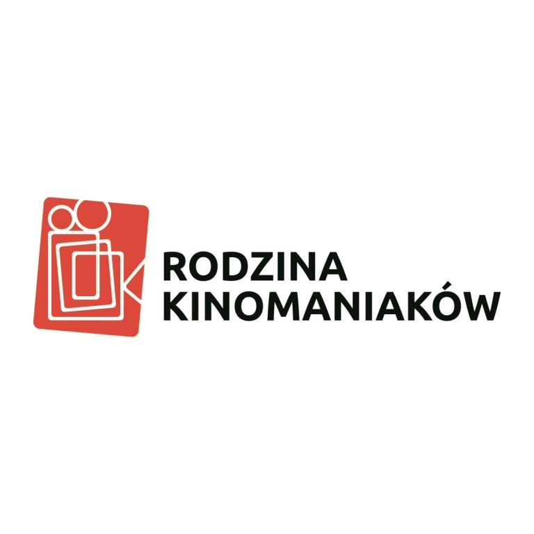 Logo projektu Rodzina kinomaników.