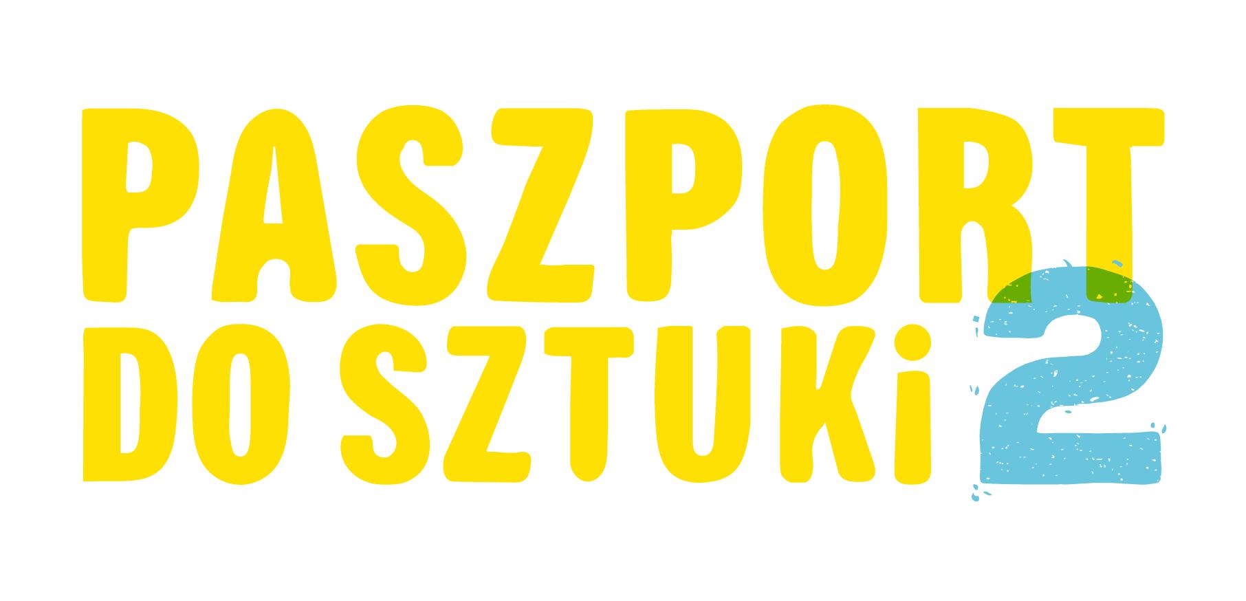 logo projektu Paszport do sztuki