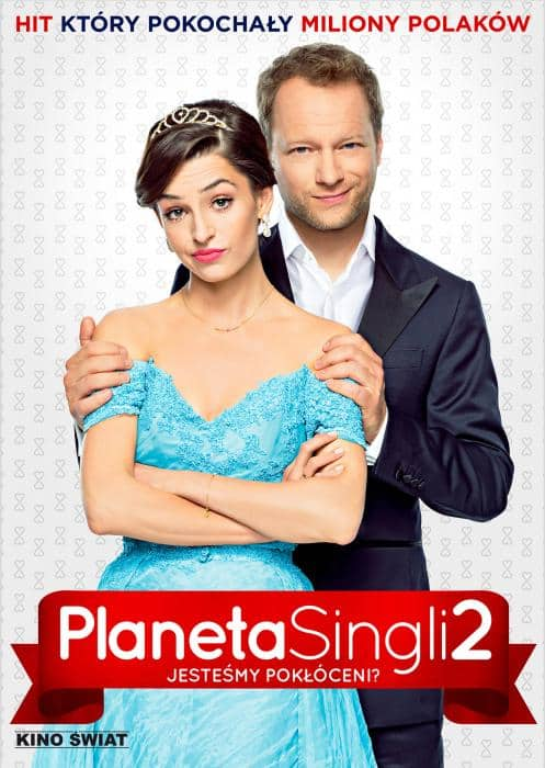 Plakat filmu Planeta Singli 2